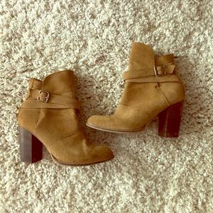 👢Brown Suede Boots👢
